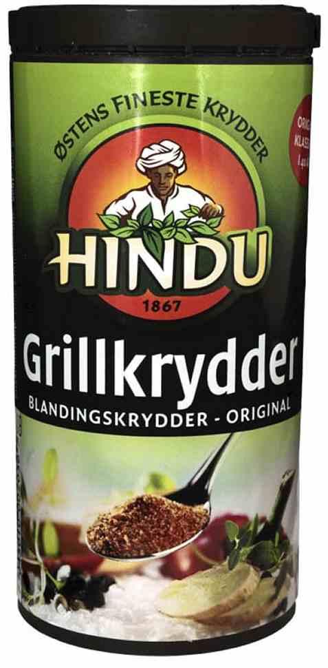 Bilde av Hindu grillkrydder.