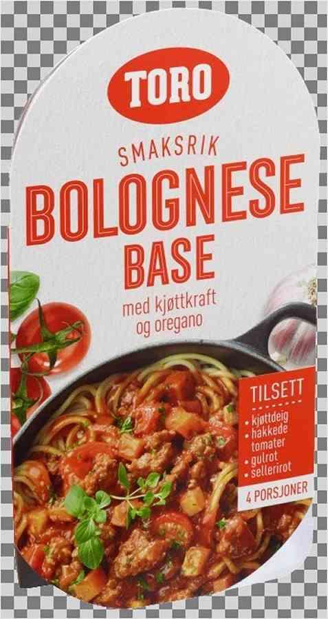 Bilde av Toro Smaksrik base til bolognese.