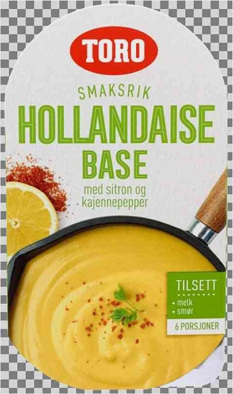 Bilde av Toro Smaksrik base til hollandaise.