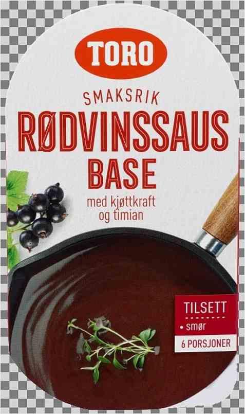 Bilde av Toro Smaksrik base til rødvinssaus.