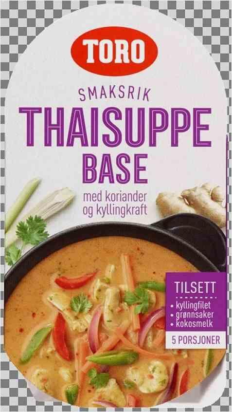 Bilde av Toro Smaksrik base til thaisuppe.