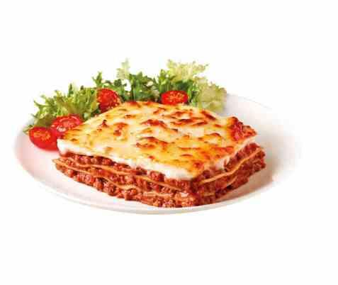Bilde av Toro Lasagne porsjon 200 g.