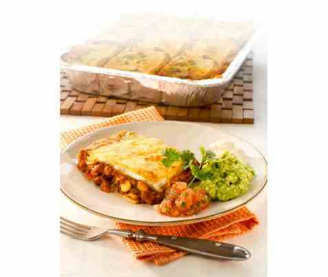 Bilde av Toro Tex-mex lasagne porsjon 200 g.