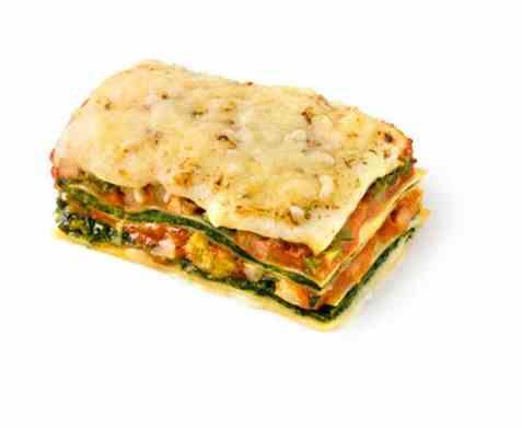 Bilde av Toro Vegetarlasagne porsjon 200 g.