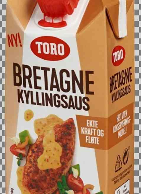 Bilde av Toro ferdig Bretagne kyllingsaus.