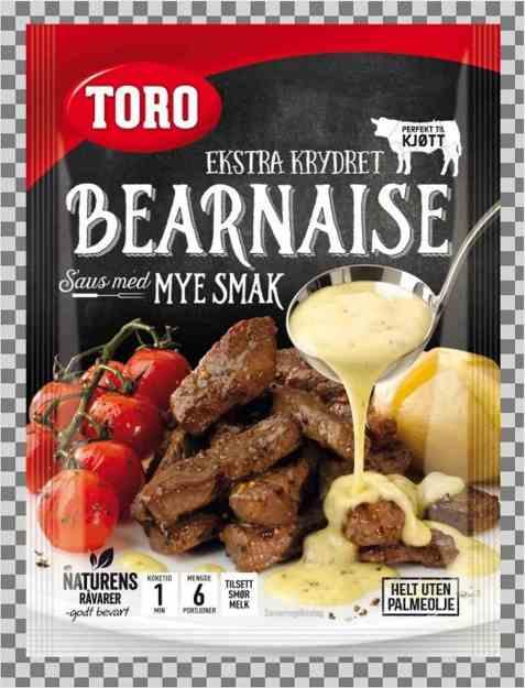 Bilde av Toro ekstra krydret bearnaise.