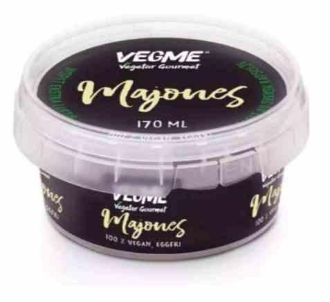 Bilde av Vegme vegetar majones.