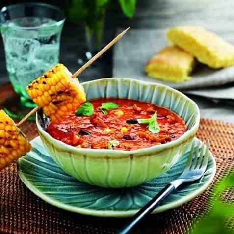 Bilde av Quorn Chili sin Carne med Quorn.