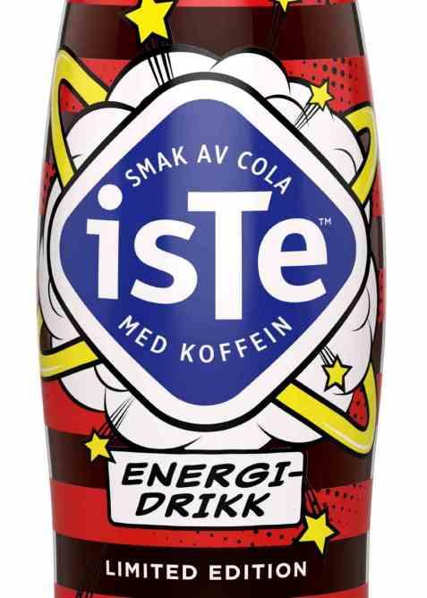 Bilde av Tine Sunniva isTe Energidrikk Cola.