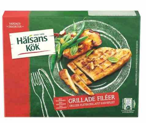 Bilde av Halsans kok grillede fileter.