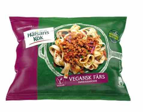 Bilde av Halsans kok vegansk farse.