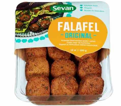 Bilde av Sevan falafel original.