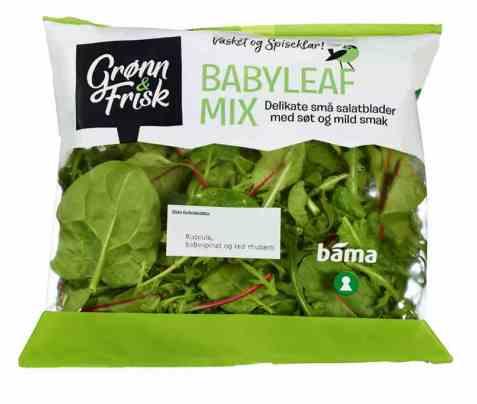 Bilde av Bama Baby leaf mix.