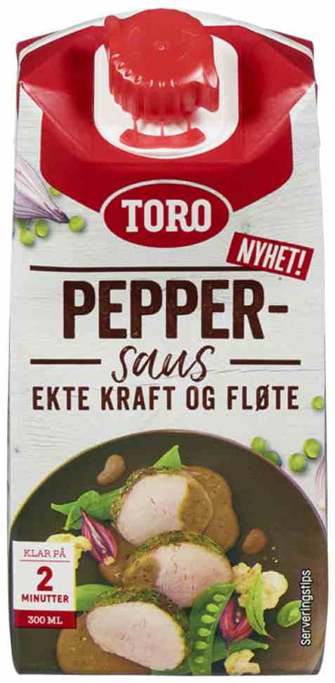 Bilde av Toro ferdig peppersaus.