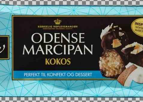 Bilde av Odense Kokosmarsipan.