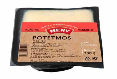 Bilde av Meny potetmos med løk.