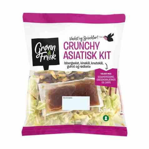 Bilde av Grønn og frisk crunchy asiatisk kit.