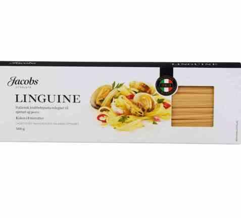 Bilde av Jacobs Utvalgte pasta linguine.