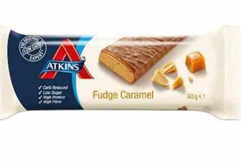 Bilde av Atkins Advantage bar fudge caramel.