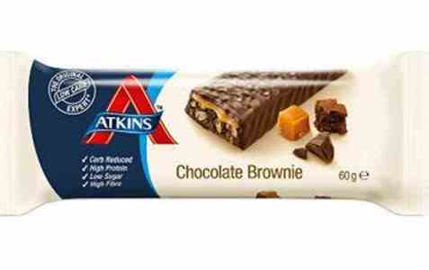 Bilde av Atkins Advantage chocolate brownie bar.