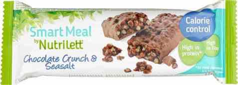 Bilde av Nutrilett bar chocolate crunch and seasalt.