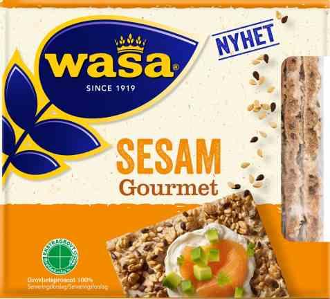 Bilde av Wasa Sesam gourmet.