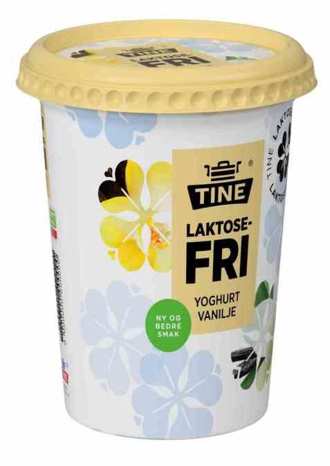 Bilde av TINE Yoghurt Laktosefri Vanilje 500gr.