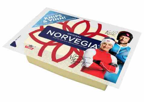 Bilde av Tine Norvegia original 1 kg.