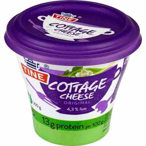 Bilde av Tine Cottage Cheese Original 250 gr.