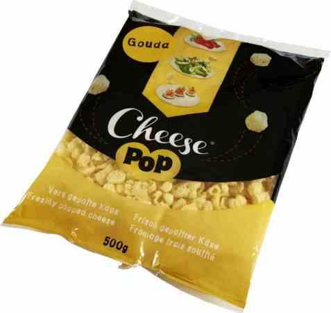 Bilde av Ostekompagniet Cheesepop Gouda 500 g.