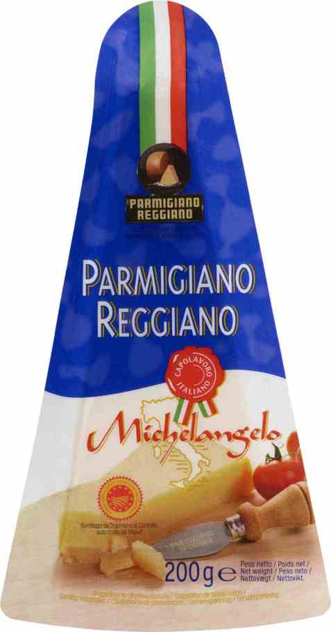 Bilde av Michelangelo Parmigiano Reggiano 200 g.