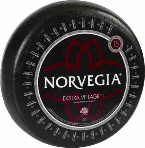 Bilde av Tine Norvegia ekstra vellagret 10 kg.