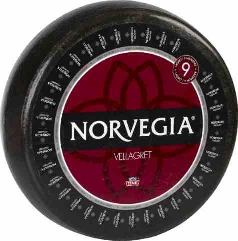 Bilde av Tine Norvegia vellagret 10 kg.
