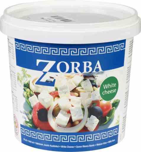 Bilde av Zorba salatost ternet mini.