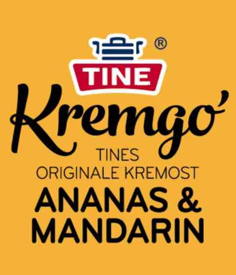 Bilde av TINE Kremgo Ananas/Mandarin  1,8 kg.