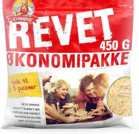 Bilde av Synnøve Revet Økonomipakke 450 gr.