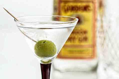 Bilde av Dry Gin.