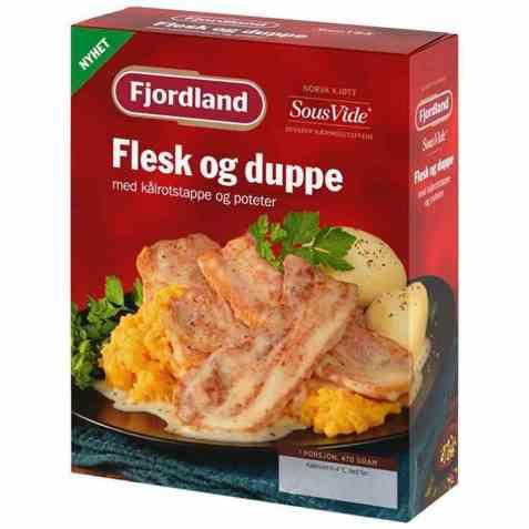Bilde av Fjordland Flesk & duppe.