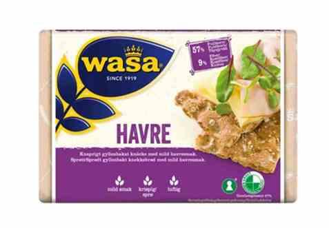 Bilde av Wasa Havre 300 gr.