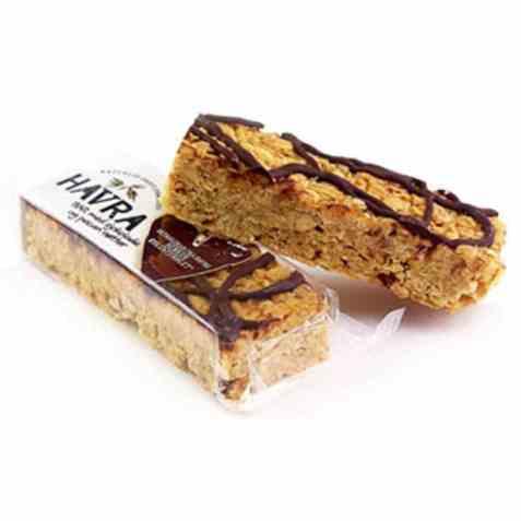 Bilde av Møllerens havra bar med sjokolade.