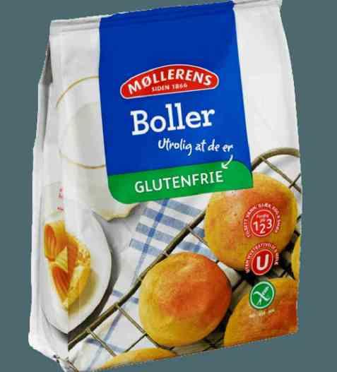 Bilde av Møllerens Boller Glutenfri.