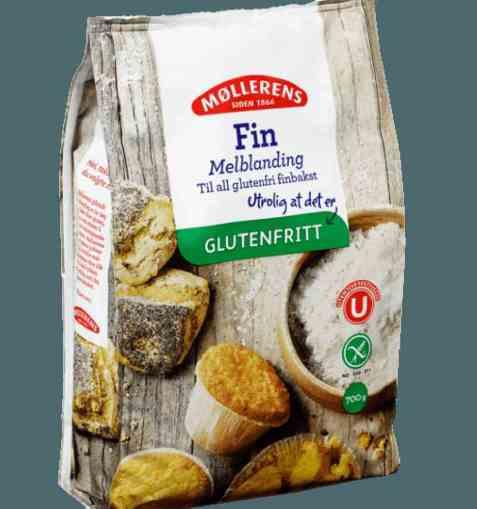Bilde av Møllerens Fin Melblanding Glutenfri.