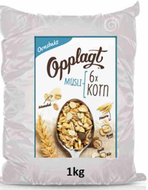 Bilde av Møllerens Opplagt musli 6 korn.