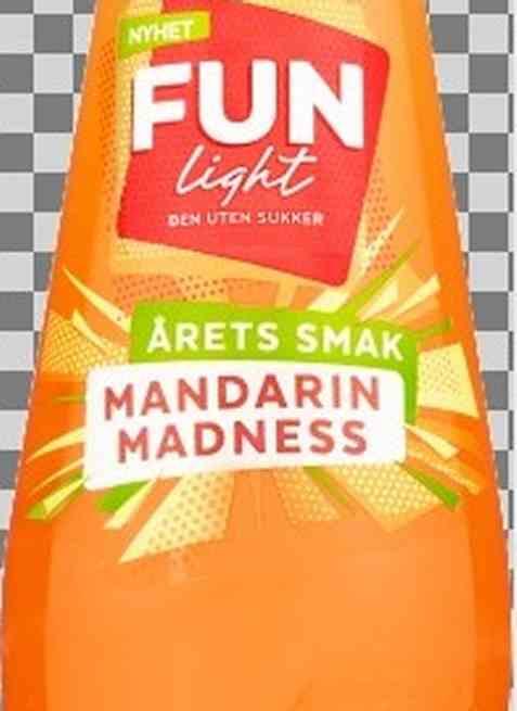 Bilde av Fun Light mandarin madness.