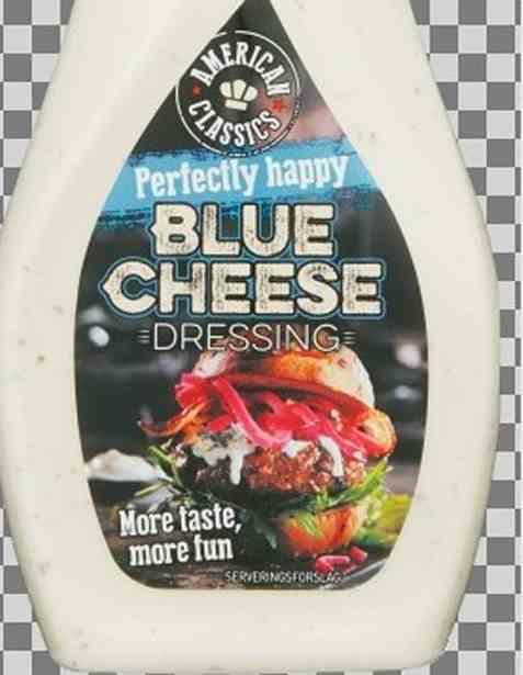Bilde av Idun American Classics Blue Cheese dressing.