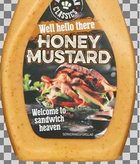 Bilde av Idun American Classics Honey Mustard dressing.