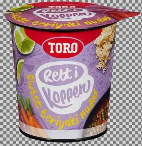 Bilde av Toro Rett i koppen Sweet Teriyaki Nudler.