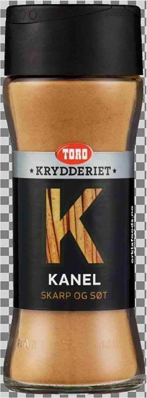 Bilde av Toro krydderiet kanel malt 67 gr.