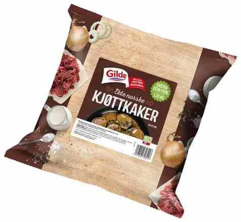 Bilde av Gilde Kjøttkaker 1,26 kg.