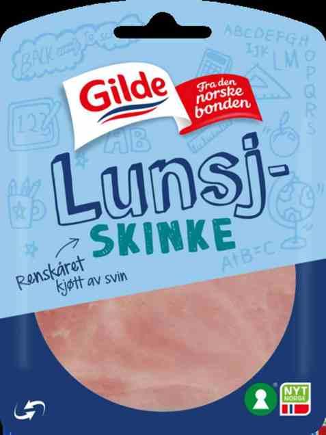 Bilde av Gilde lunsjskinke.